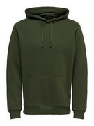 ONSCERES LIFE HOODIE SWEAT NOOS - Forest Night