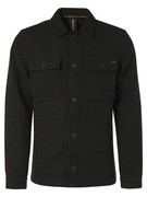 Overshirt Button Closure Twill With