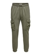 ONSNILO LIFE SWEATPANT NF 9130 - Canteen