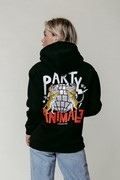 Party Animale Glitter hoodie